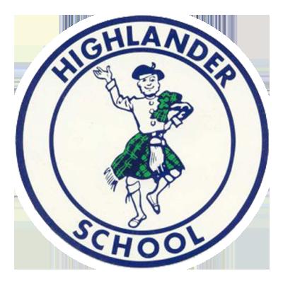 round logo for banner